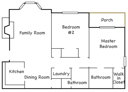 Average Square Footage Of 2 Bedroom Apartment ...
